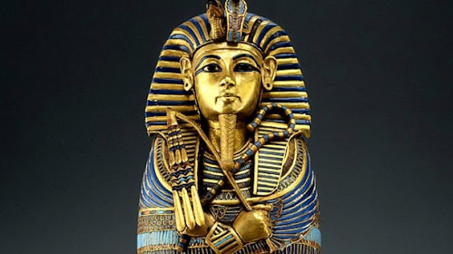 king tut death mask facts