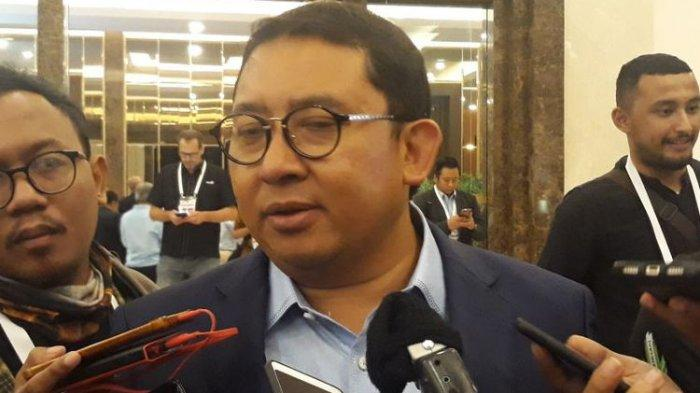 Fadli Zon Ungkap Bahwa Prabowo Lebih Banyak Di Fitnah