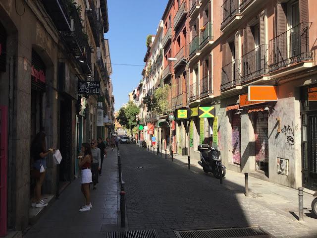 Insólito callejero de Madrid 40. Calle del Espíritu Santo ...