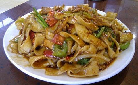 Paprika Chicken Noodles