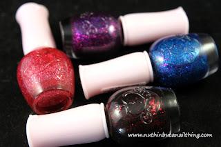 Etude House - Matte Sand Glitters