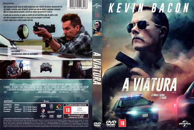 Capa DVD A Viatura