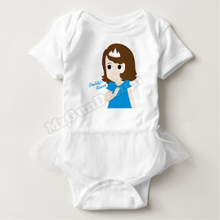 Daddy's Queen for Baby Design