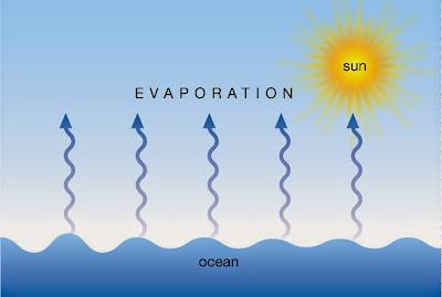 Faktor Yang Memengaruhi Evaporasi