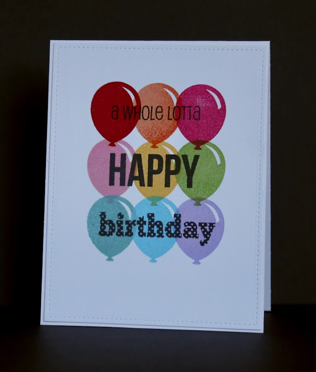 CASology - 5 Year Anniversary Balloon Blog Hop