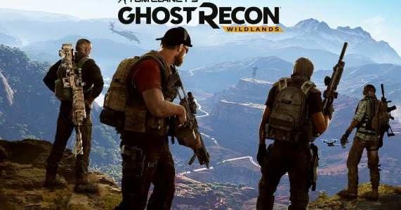 تحميل لعبة ghost recon wildlands