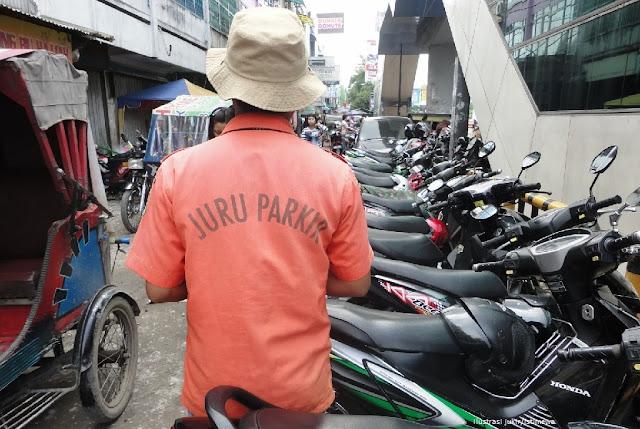 Sering Tidak Dapat Setoran, RSUD Pihak Ketigakan Urusan Parkir