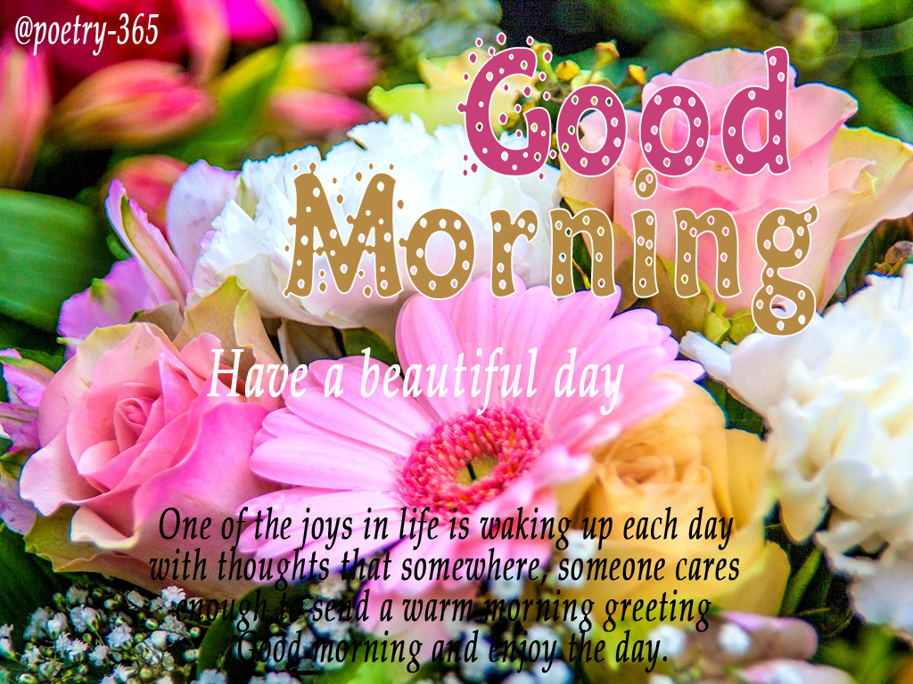 Wishes And Poetry Sweet Good Morning Poetry With Images For Friends