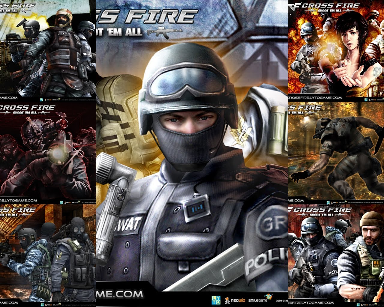 wallpaper crossfire collection 2011 - photo #1