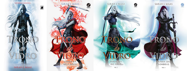 Trono de Vidro - Livro 1 - Sarah J. Maas, MAAS, SARAH ...