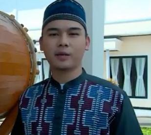 Foto Adam Rama Fadilah sebagai pemeran Ujang / Jaung anak Bang Uci