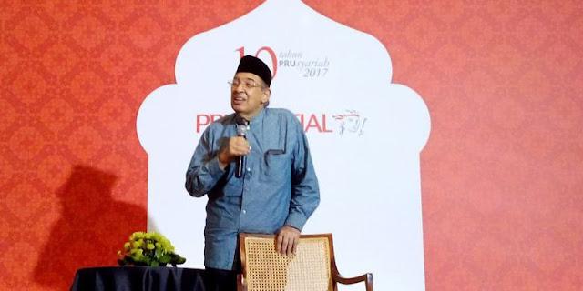 Prof Quraish Shihab: Dengan Alasan Apapun, Menyebarkan Hoaks Itu Dosa