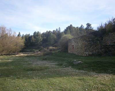 El molino de Canaleja (Campillos Sierra)