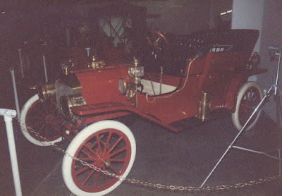 1908 Ford Model T Touring Car