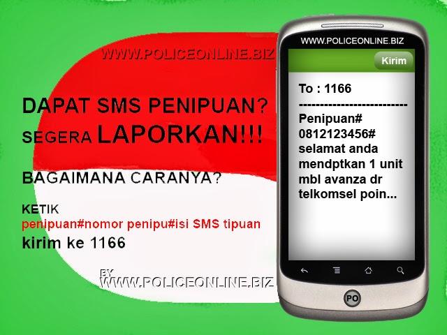 Sms Penipuan Telkomsel Poin Polisi Bisnis Online Indonesia