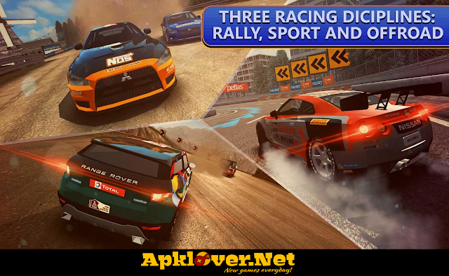 Raceline MOD APK unlimited money
