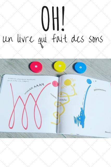 Oh Un Livre Qui Fait Des Sons : livre, Livre, Hervé, Tullet