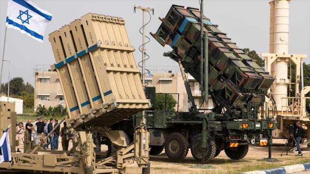 EEUU aumenta su ayuda militar a Israel en 705 millones de dólares