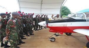 Drone made in AFIT, Nigeria