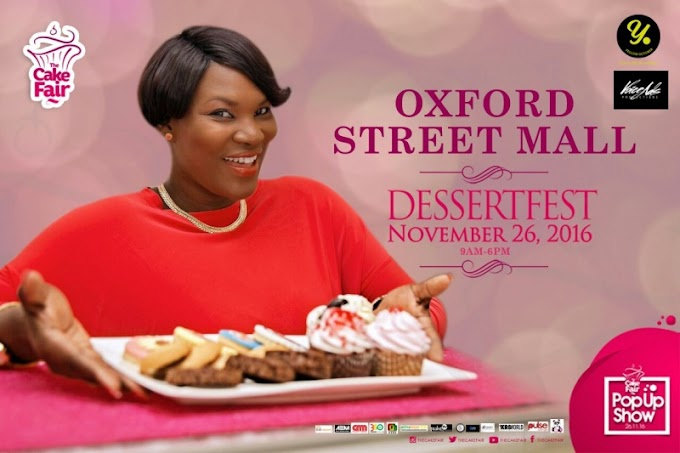 Dessertfest comes off at Oxford Street Mall Nov. 26