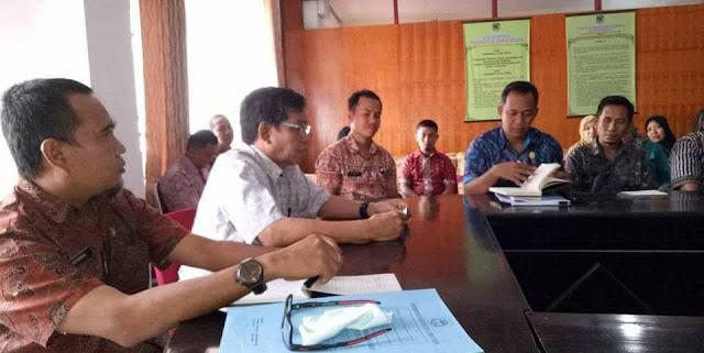 Rusdi Rasyid Perkuat Tim Work Bappeda Luwu Utara, Jangan Sampai Salah Racik