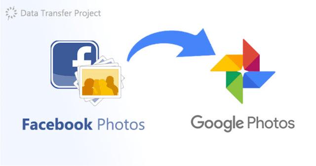 Facebook chính thức cho phép người dùng chuyển ảnh và video của mình sang Google - CyberSec365.org