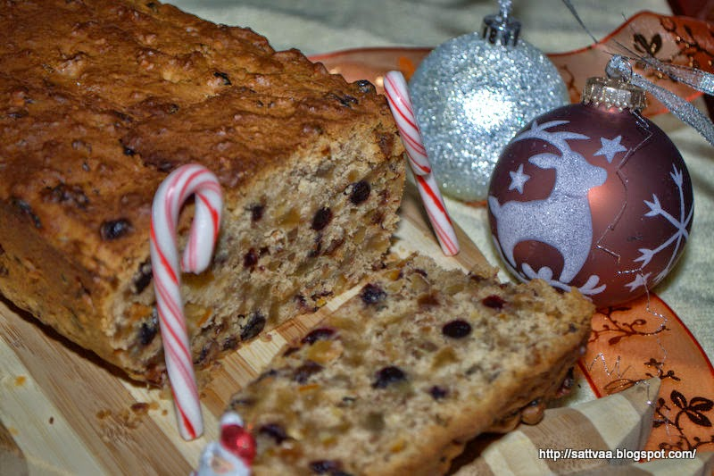 How To Make A Dry Fruit Cake Moist After Baking