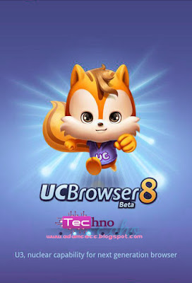 cara menambah kecepatan download di uc browser