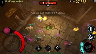 لعبة Heretic Gods Ragnarök مهكرة للأندرويد - تحميل مباشر