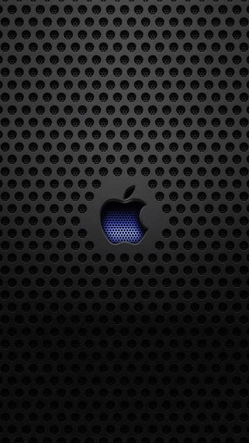 Hình nền 3D logo apple đẹp dành cho iPhone 7 Plus