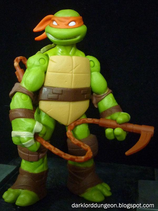 Dark Lord Dungeon: Nickelodeon's Teenage Mutant Ninja Turtles