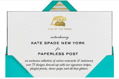 kate spade wedding invitations doo dah kate spade amp paperless post 5291
