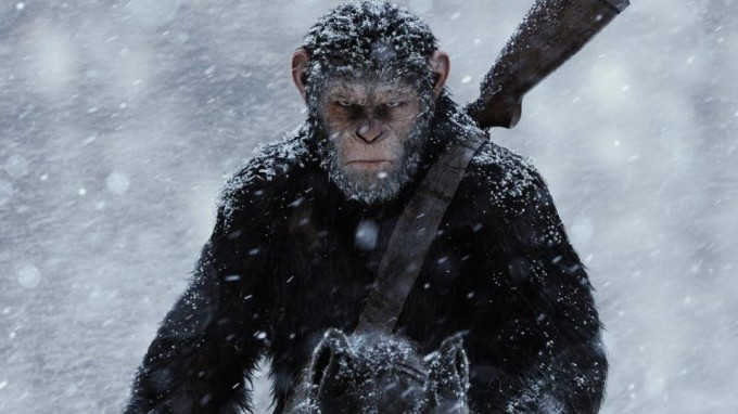 A majmok bolygója: Háború / War for the Planet of the Apes [2017]