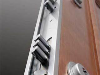 Puertas acorazadas Tesa: venta e instalación