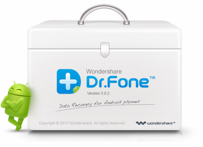Wondershare Dr.Fone for Android 5.0.3.4 + Patch