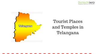 Tourist Places and Temples in Telangana