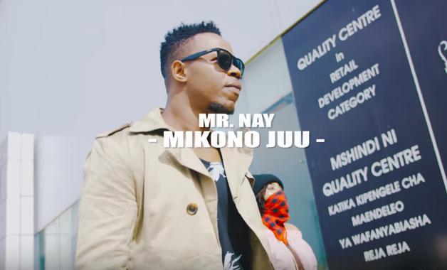 Nay Wa Mitego – Mikono Juu |Download Mp4
