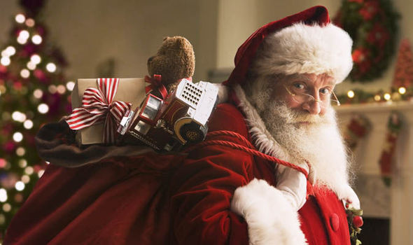 The Best Places in Pittsburgh to Meet Santa Claus