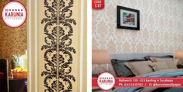 jual wallpaper vintage surabaya karunia baliwerti