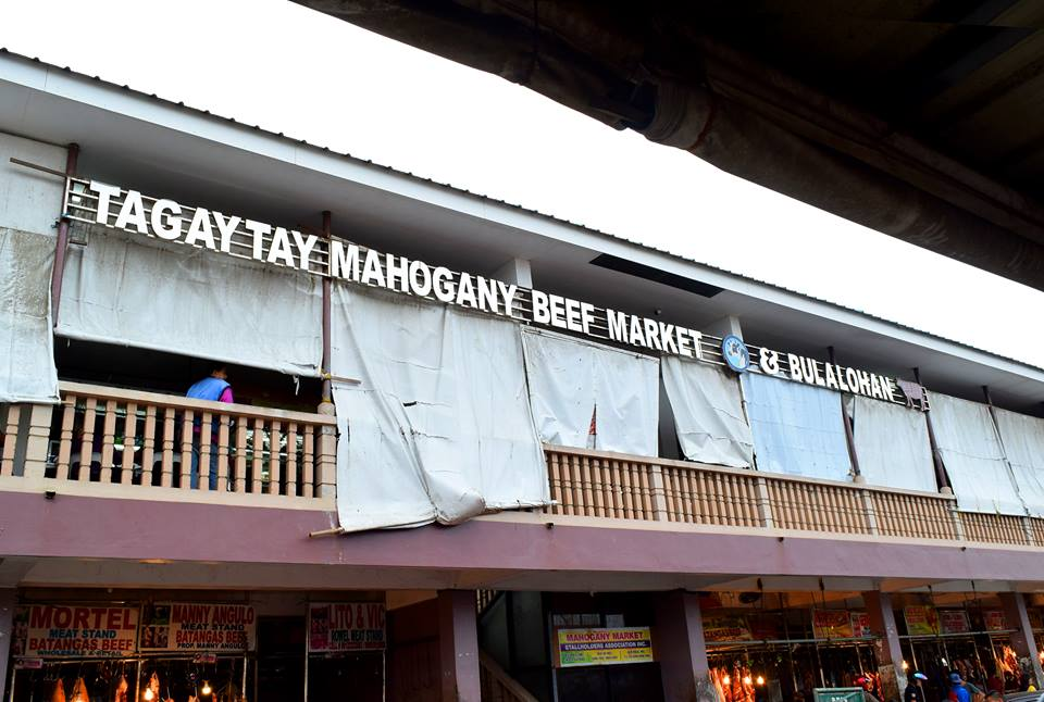 Find the perfect Bulalo at Mahogany Market Bulaluhan in Tagaytay City