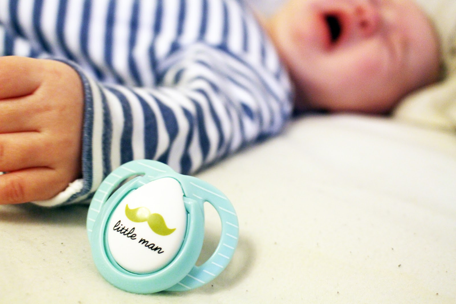 The Dummy Debate: Taking The Easy Way Out With Tommee Tippee