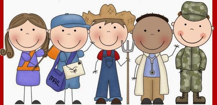 Miss Jones' Kindergarten Class: Community Helper Day