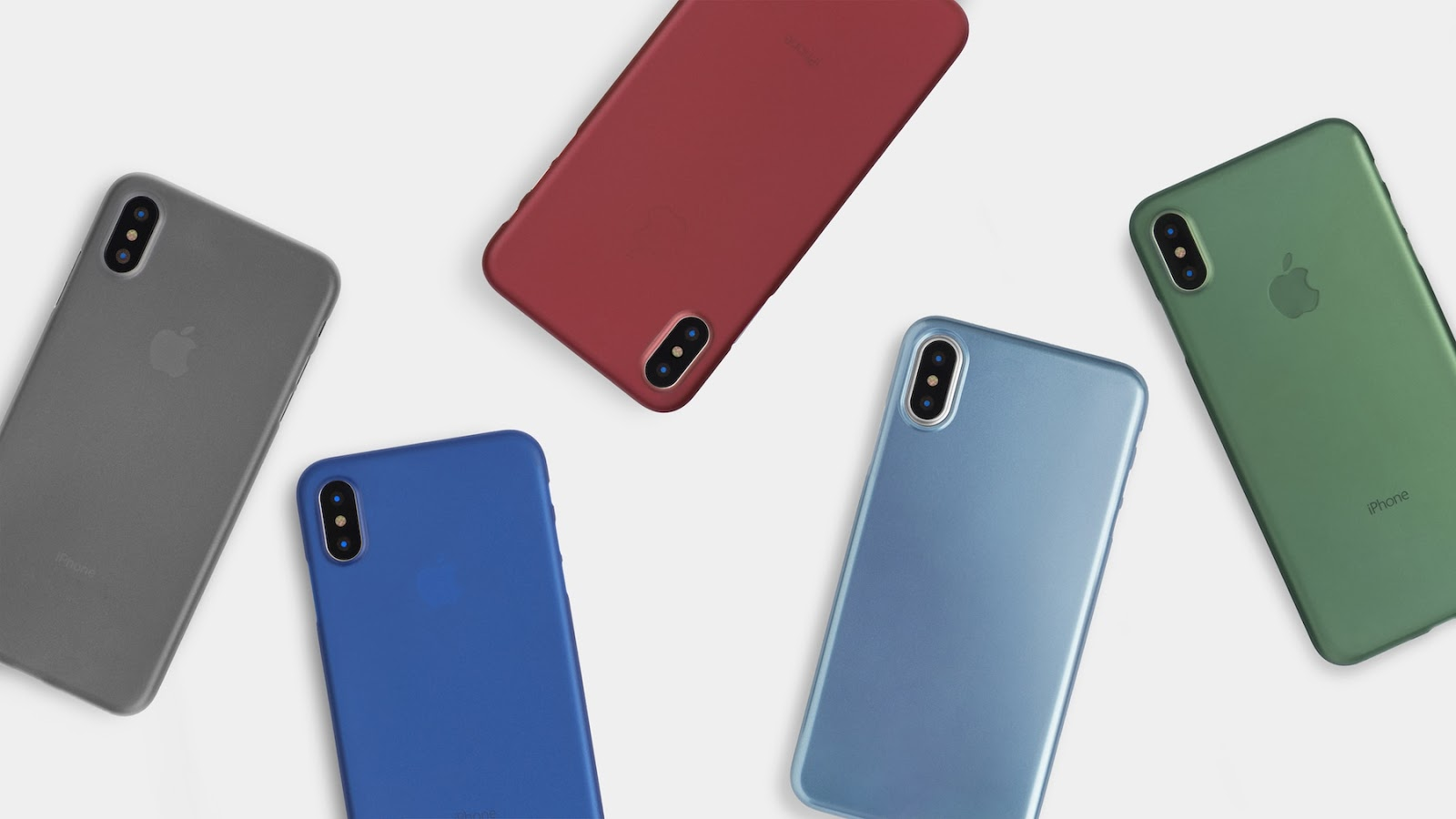 online retailer 63683 d3ada Totallee's Ultra Thin iPhone X Cases Re-Imagines Protection For The ...
