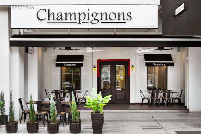 Champignons at Oasis Square Ara Damansara