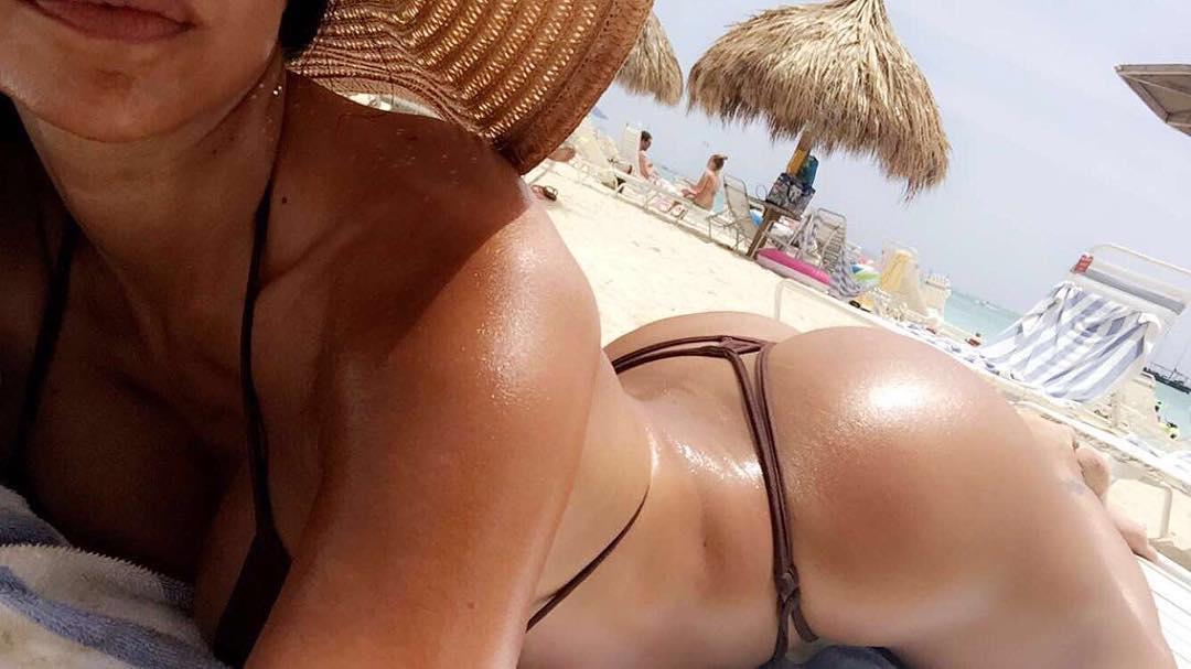 Vida Guerra Sexy Bikini Body 2016