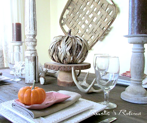 Easy centerpiece ideas for Thanksgiving