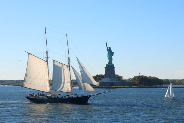 Ein Ausflug nach Washington D.C.und noch ein paar Tage in New York | Statue of Liberty