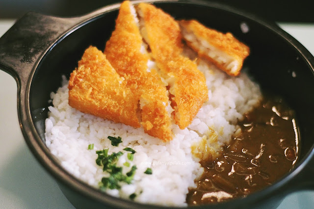 Japanese Curry Premium Mixbowls