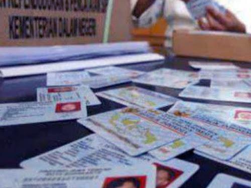 Membuat e-KTP Disdukcapil Kota Bandung