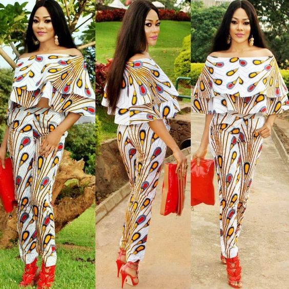 9787dcefd9c1b0 Online Hub For Fashion Beauty And Health  Stylish Ankara Jumpsuit ...